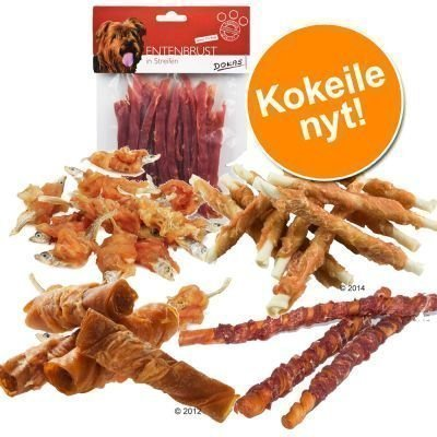 Dokas Snack -kokeilupaketti - kokeilupakkaus