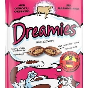 Dreamies Häränliha 60 G