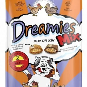 Dreamies Mix Kana & Ankka 60 G