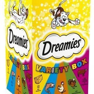 Dreamies Variety 5 X 60 G Makupalat Monipakkaus