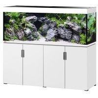 EHEIM incpiria 500 Aquarium - kiiltävän musta / metalllisen hopea