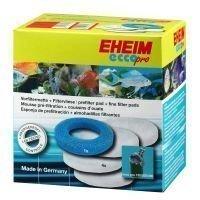 EHEIM-suodatusvanu-/levysetti Eccopro-suodattimeen - 1 setti (5-osainen)