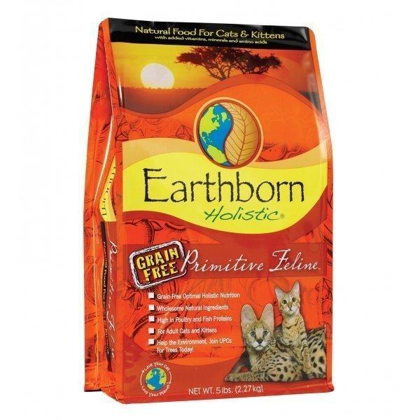 Earthborn Holistic Cat Primitive Feline 2