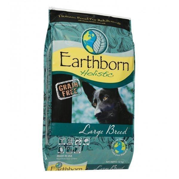 Earthborn Holistic Dog Large Breed 12 Kg