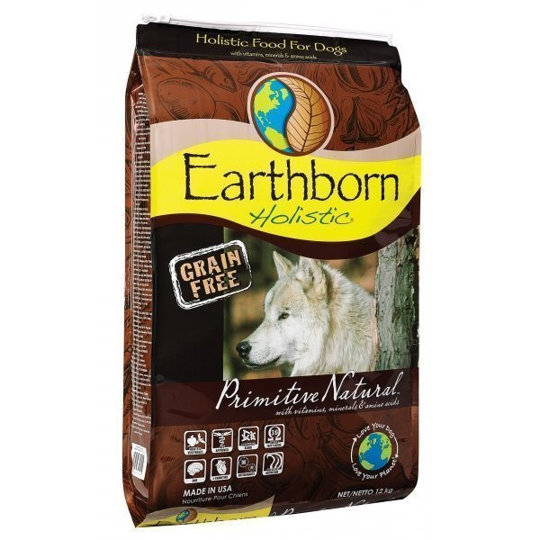 Earthborn Holistic Dog Primitive Natural 2