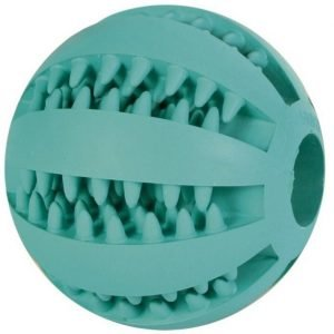 Eldorado Trixie Denta Fun Baseboll Mint 7 Cm