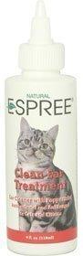 Espree Clean Ear Treatment Cat 118ml