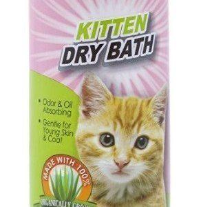 Espree Kitten Dry Bath 118ml