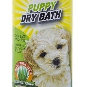 Espree Puppy Dry Bath 118ml