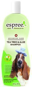 Espree Tea Tree & Aloe Medicated Shampoo 355ml