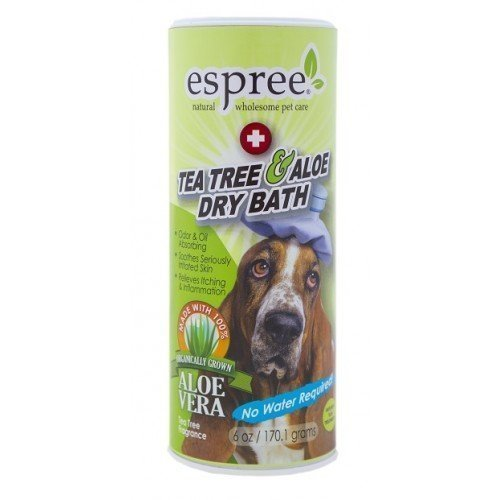 Espree Tea Tree Dry Bath 118ml