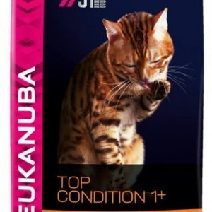 Eukanuba Cat Adult Chicken & Liver 4 Kg