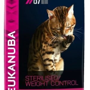 Eukanuba Cat Adult Overweight / Sterilised 1