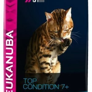 Eukanuba Cat Top Condition 7+ 4 Kg