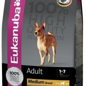 Eukanuba Dog Adult Medium 12 Kg