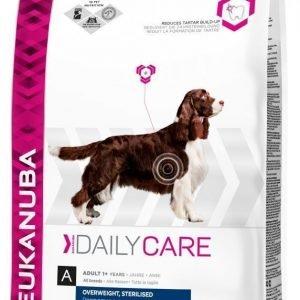 Eukanuba Dog Daily Care Overweight Sterilized 12