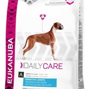 Eukanuba Dog Daily Care Sensitive Joints 12