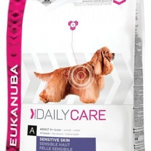 Eukanuba Dog Daily Care Sensitive Skin 12 Kg