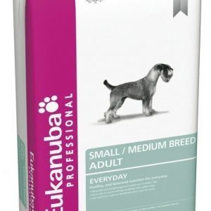 Eukanuba Dog Everyday Small & Medium 18 Kg