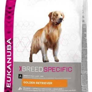 Eukanuba Dog Golden Retriever 12 Kg