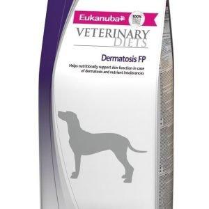 Eukanuba Dog Veterinary Diets Dermatosis Fp 12 Kg