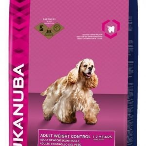 Eukanuba Dog Weight Control Small & Medium 12 Kg