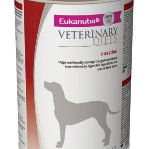 Eukanuba Veterinary Diets Dog Intestinal Adult Burkmat 12x400 G