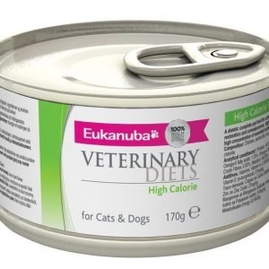 Eukanuba Veterinary Diets High Calorie Burkmat 12x170g