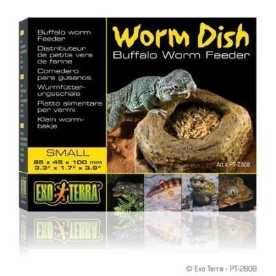Exo Terra Exot Worm Dish S