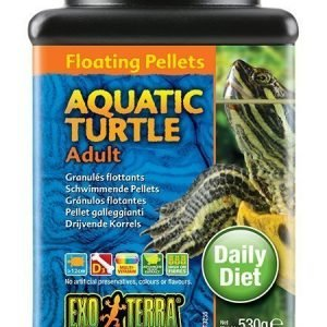 Exoterra Aquatic Turtle Adult Floating Pellets 540 G
