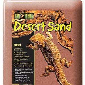 Exoterra Desert Sand Punainen 4