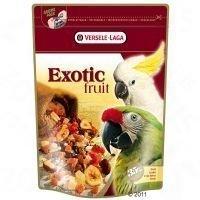 Exotic Fruit -hedelmäsekoitus papukaijoille - 600 g