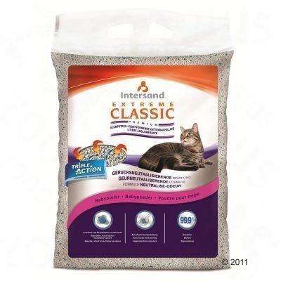 Extreme Classic Baby Powder -mikrohiekka - säästöpakkaus: 2 x 15 kg