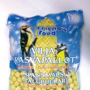 Finnsweet Viljarasvapallot Linnuille 240g