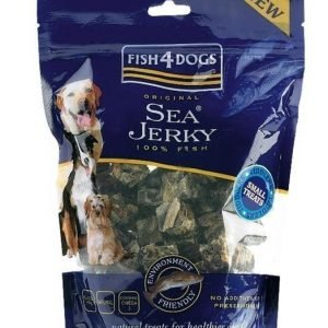 Fish4dogs Utgående Fish4dogs Sea Jerky Tiddlers 100g