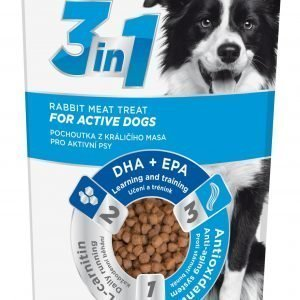 Fitmin 3in1 Dog Active Rabbit 100 G Makupala