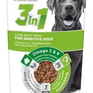 Fitmin 3in1 Dog Sensitive Lamb 100 G Makupala