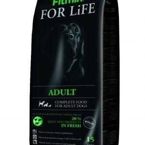 Fitmin For Life Adult 15 Kg Koiran Täysravinto