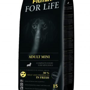 Fitmin For Life Adult Mini 15 Kg Koiran Täysravinto