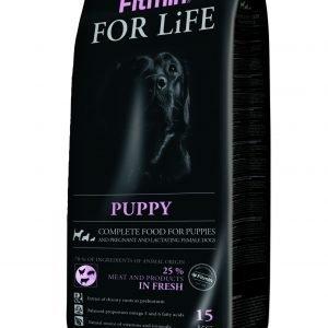 Fitmin For Life Puppy 15 Kg Koiran Täysravinto