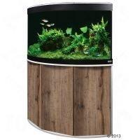 Fluval Venezia 190 -kulma-akvaariopaketti - musta
