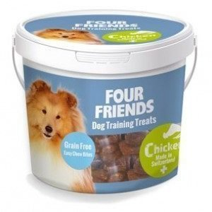 Four Friends Dog Trainingtreats Chicken 400g