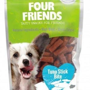 Four Friends Dog Tuna Stick Bite 400g