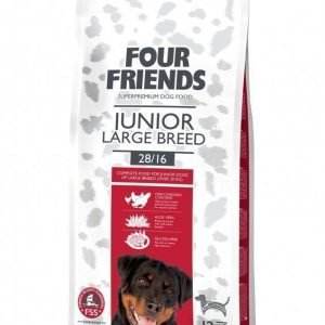Four Friends Hund Junior 12kg