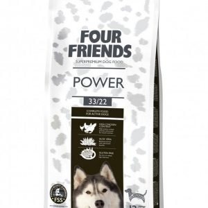 Four Friends Hund Power 3 Kg