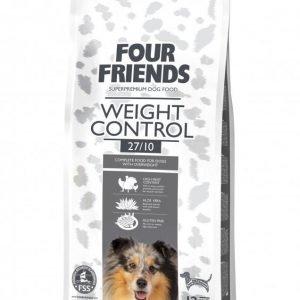 Four Friends Hund Weight Control 3 Kg