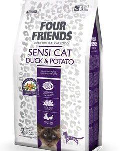 Four Friends Katt Adult Sensi Cat 12kg