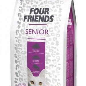 Four Friends Kissa Senior 2 Kg