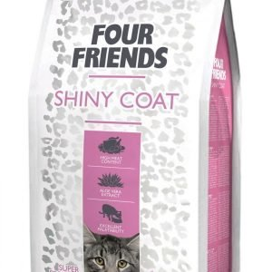 Four Friends Kissa Shiny Coat 12 Kg