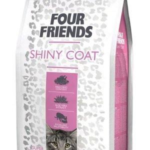 Four Friends Kissa Shiny Coat 2 Kg